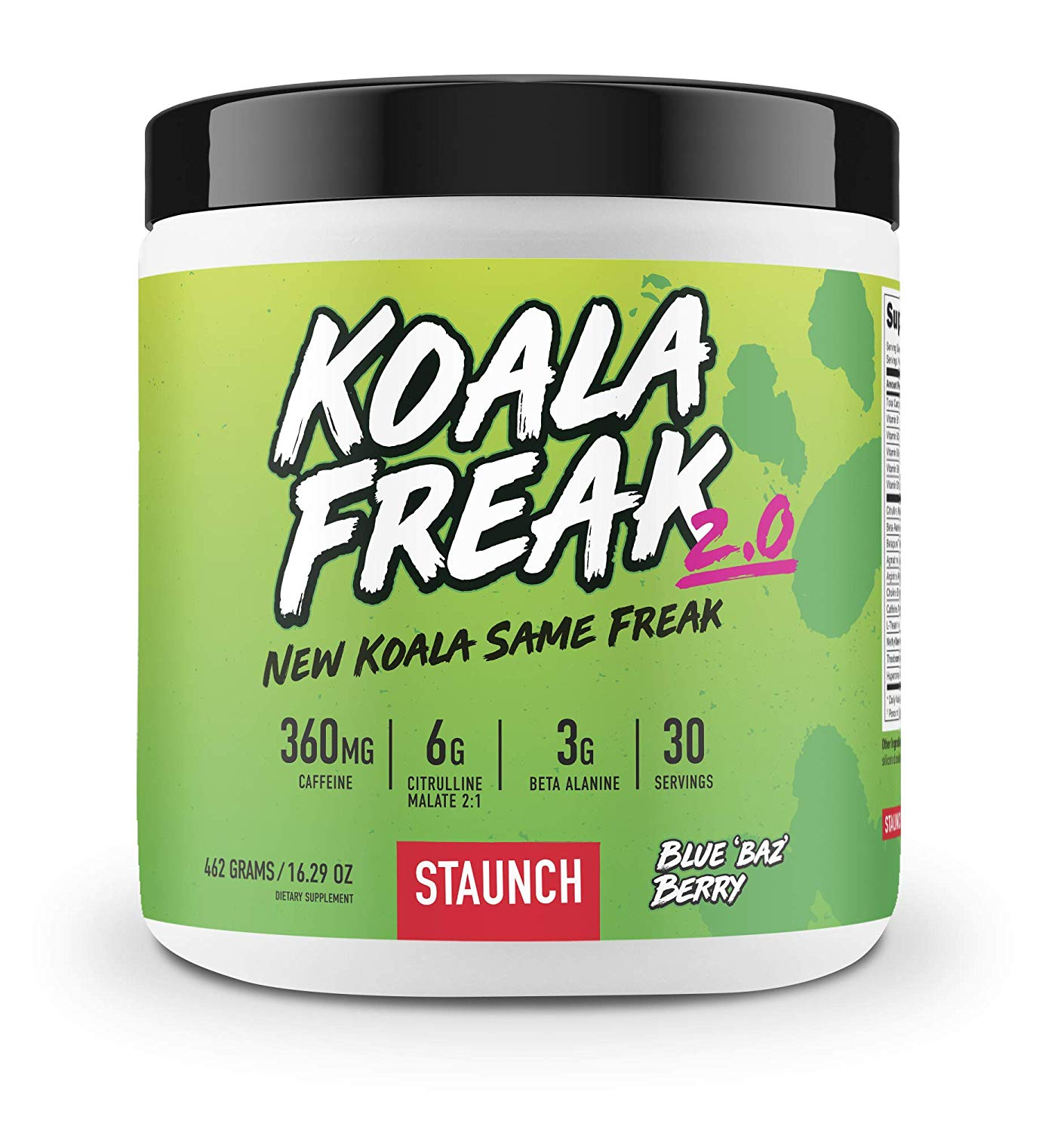 koala freak pre-workout