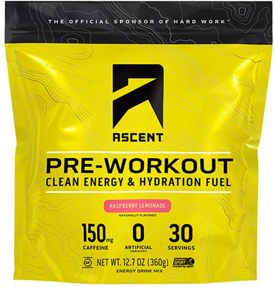 Ascent Pre-Workout