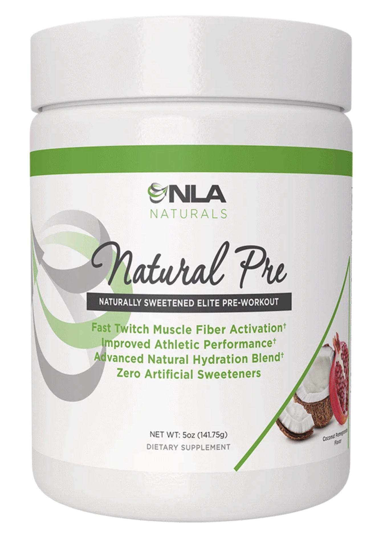 NLA Natural Pre
