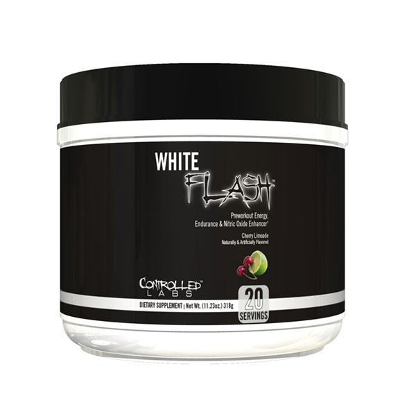 White Flash Pre-Workout