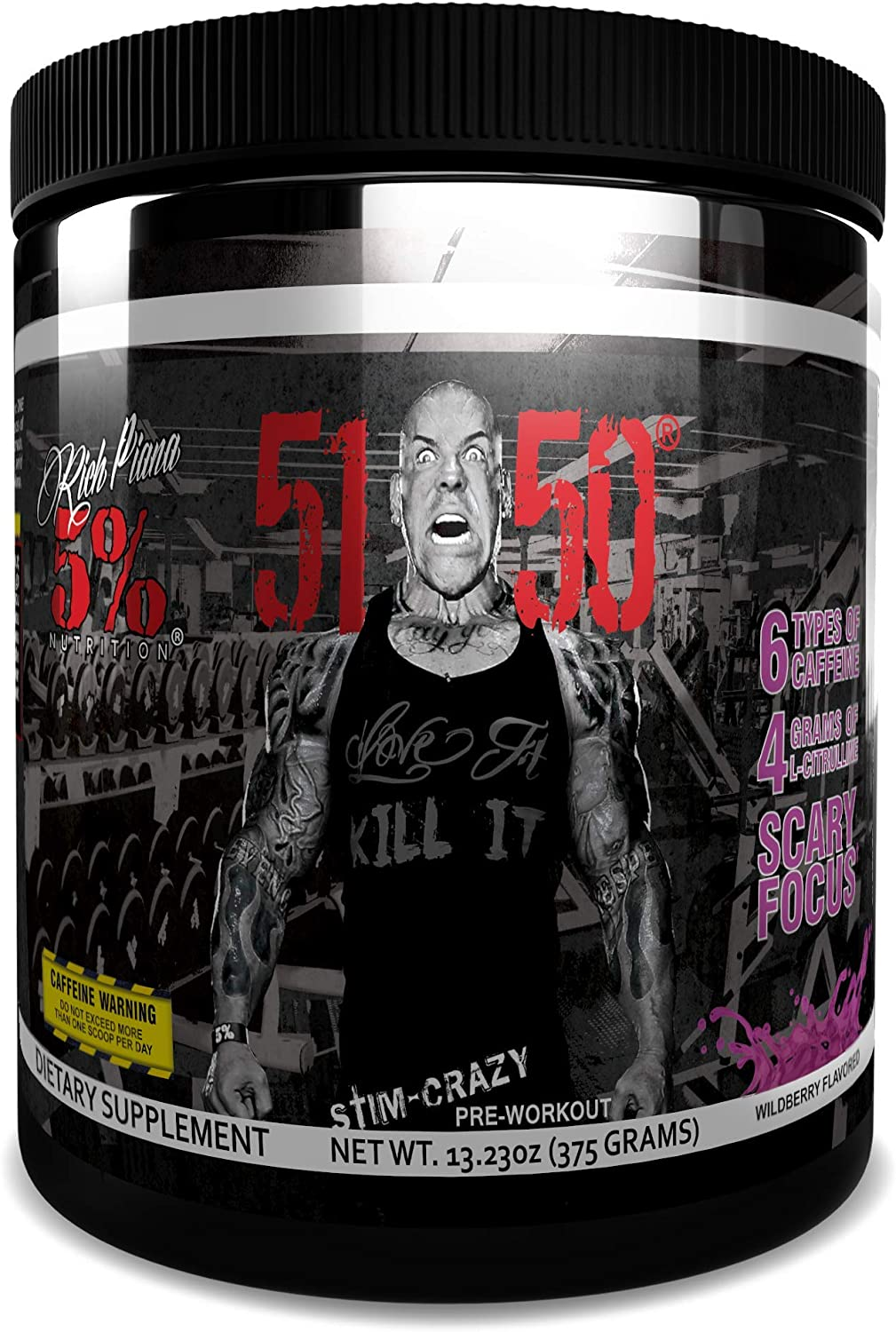 5150 pre-workout supplement
