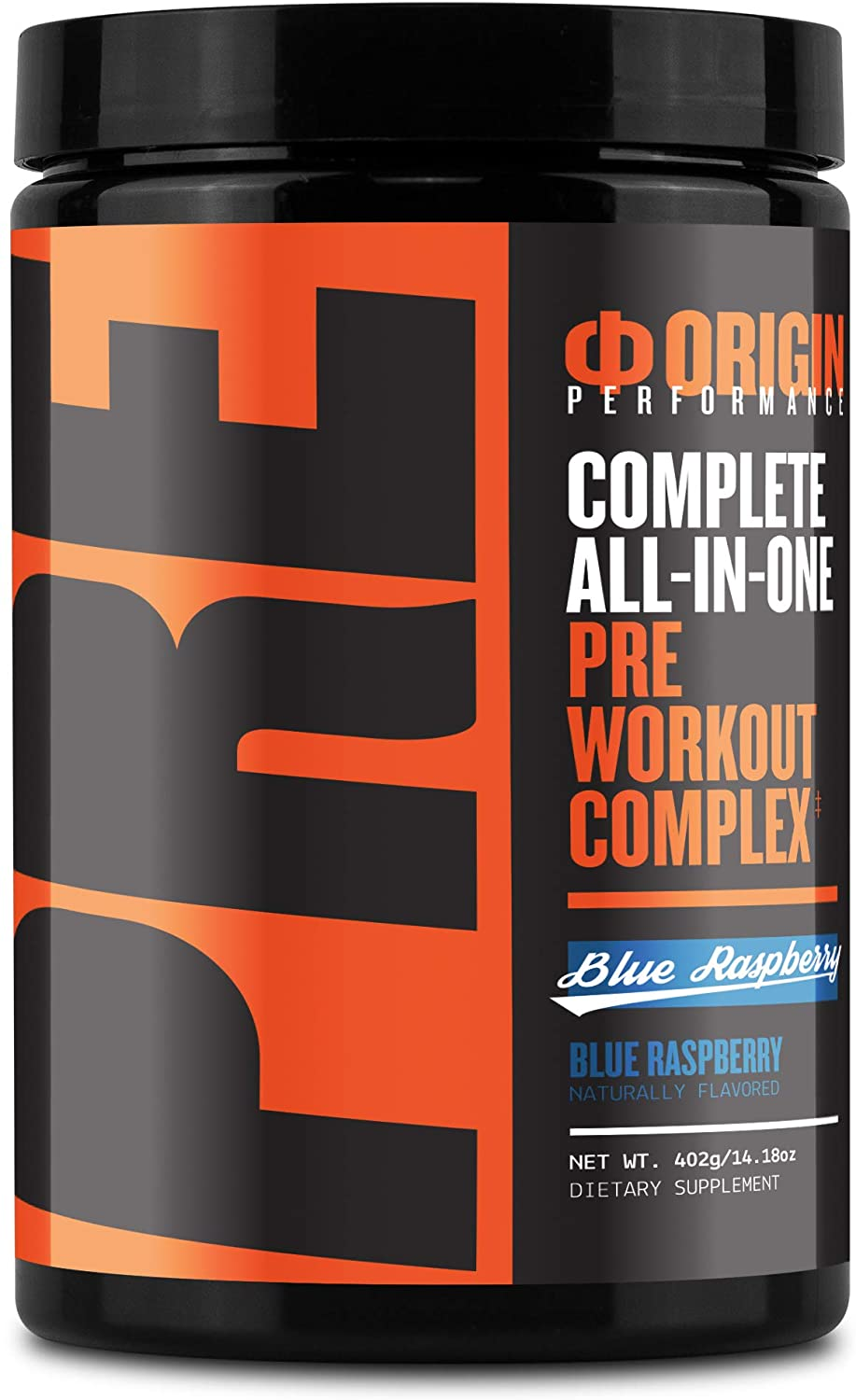 origin pre workout