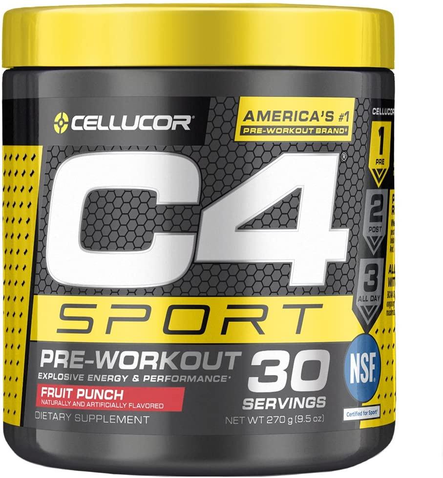 C4 Sport Pre-Workout