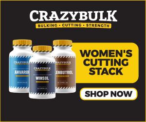 Crazybulk Women's cutting stack